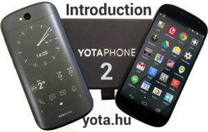 yotaphone2 Introduction